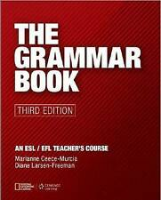 The Grammar Book by Diane Larsen-Freeman, Marianne Celce-Murcia (Hardback, 2014)
