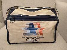 Vintage Adidas 1984 Olympics travel bag