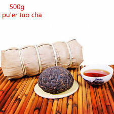 1990 500g Promotion 5pcs shu-puer Chinese-yunnan-original-Puer-Tea