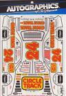 AutoGraphics 207-24 Circle Track #24 slot car decal