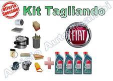KIT TAGLIANDO OLIO CASTROL MAG 5W40 + FILTRI FIAT BRAVO 1.4 T-JET 120/150CV 2007