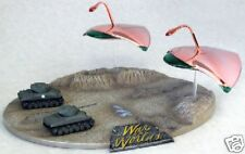 discontinued 2008 Pegasus #9002 martian The War of the Worlds diorama 1:144 kit