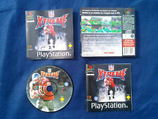 JEU football américain Sony PLAYSTATION PS1 / PS2 : NFL XTREME (SLES-01490)
