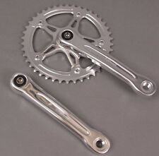 FSA Gimondi Track Bike Fixed Gear Single Speed Crankset 170 44t Silver $149 MSRP