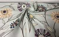 CARNIVAL BY PANAZ LUXURIOUS CURTAIN FABRIC 7.5  METRES