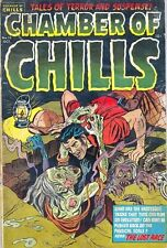 Chamber of Chills #13 Photocopy Comic Book