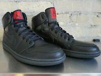 Nike Air Jordan 1 SAMPLE KO Premium AJ1 Size 12.5 Black Anthracite Red PROMO