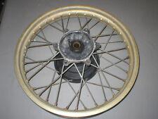 """Honda 1986 CR500 18"""" Rear Wheel CR 500 Rim Brake Hub (maybe 1985 CR250 250 86 85"""