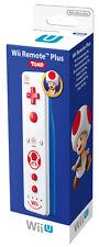 NINTENDO Wii U / Wii Remote Controller Plus Toad Edition IT IMPORT NINTENDO