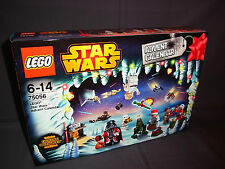 Lego Star Wars Advent Calendar 75056 Brand New Free Shipping 2014 Toys