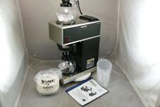 Bunn Vpr 33200.0002 Pourover Coffee Brewer w/2Pots, 1 Pitcher, 250 Bunn Filters