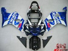 Carrosserie carénage Fairing Injecté Pour Suzuki GSXR 1000 K1 2000-2002 01 L17