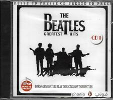 CD 20T BORNAGEN BEATLES PLAY THE SONGS OF THE BEATLES GREATEST HITS TUNISIE NEUF