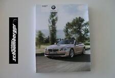 BMW Betriebsanleitung Deutschland 6er Reihe  F12 Cabrio  MJ 2011 01402605970