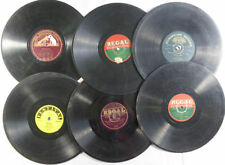 Country Single 78 RPM Vinyl Records