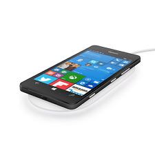 Cargador inalámbrico DT-904 para teléfonos de Microsoft habilitada Qi-Blanco
