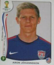 PANINI STICKER - FIFA - WORLD CUP 2014 - NUMBER 560 Aron Johannsson