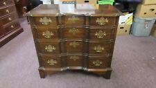 Pennsylvania House Cherry Bachelors Chest Dresser Block-front