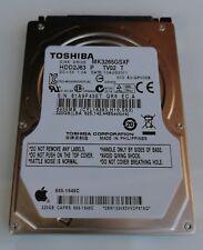 TOSHIBA 320GB 2,5'' HARD DISK NOTEBOOK MACBOOK PS3 PS4 DISCO RIGIDO MK3265GSXF