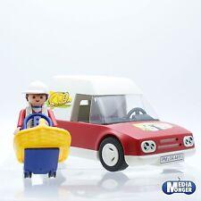 playmobil® Bäcker | Backmobil | Auto | Lieferwagen | Bäckerei | 4411
