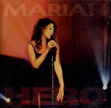 MARIAH CAREY - Hero - USA 1trk Promo Only Cd Single.