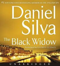 The Black Widow Cd (Gabriel Allon) by Silva, Daniel
