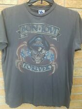 TOUR 1989 Bon Jovi Forever The Brotherhood Tour Tshirt Size Medium Junkfood USA