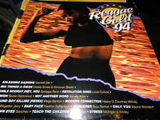 "Various  ‎– Reggae Gold 94  USED 12"" 1994 VP records"