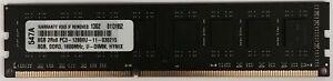 8GB MEMORY MODULES FOR Asus CM Series CM6870