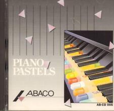 Abaco(CD Album)Piano Pastels-New