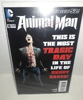 DC Comics New 52 ANIMAL MAN #18 first printing
