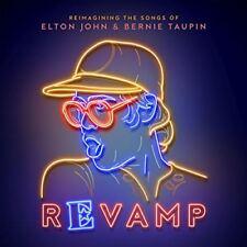 REVAMP: THE SONGS OF ELTON JOHN & BERNIE TAUPIN CD - VARIOUS (6/04/2018)