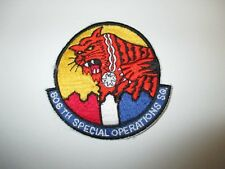 b5529 Vietnam US Air Force 606th Special Operations Squadron patch IR22C