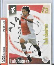 2008 Luis Suarez  AJAX - All Stars - Mint CARD