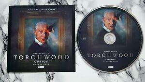 "Torchwood #54 - ""Curios"" (1xCD Audio Play)"