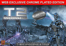 Terminator 2 T-800 Endoskeletons Diorama 1/32 Scale Model Kit EXCLUSIVE 18TPH04