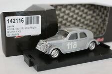 Brumm 1/43 - Lancia Aprilia N118 Mille Miglia