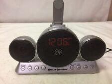 Ihome Harley Davidson Headlight Design Speaker Sytem/Alarm Clock/Ipod Dock