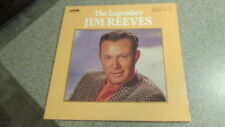 JIM REEVES! - 1986, Legendary, RCA Records Album, Double, Pre-Owned