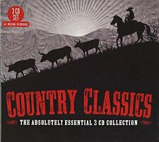 Country Classics The Absolutely Essential 3CD Collection