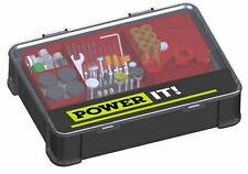 POWER IT! Rotary Tool Accessories Kit with Case (300 Pieces) - NEW™