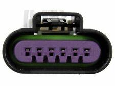 For GMC Envoy XL Accelerator Pedal Position Sensor Connector Dorman 35857SY
