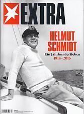 Stern Extra Helmut Schmidt Ein Jahrhundertleben 1918-2015
