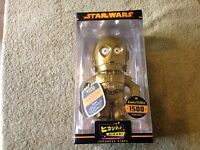 "STAR WARS FUNKO HIKARI C3PO ORIGINAL VINYL 8"" FIGURE limited to 1500 !!"