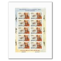 PA N°_72 LOUIS BLERIOT 2009 LUXE feuille collector de 10 timbres