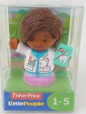 Fisher Price Little People Dentist Audrey figure