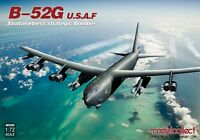 Modelcollect B-52G USAF Stratofortress Strategic Bomber 1:72 airplane model kit