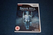 Silent Hill Shattered Memories Nintendo Wii Complete
