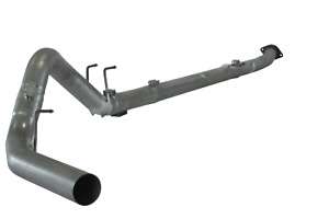"""FLOPRO 853nb 4"""" Exhaust Downpipe Back No Muffler 11-19 Ford Powerstroke 6.7"""