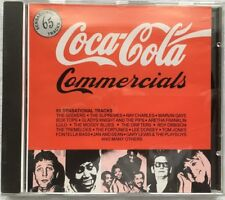 Cola-Cola Radio Commercials from the 1960s - CD
